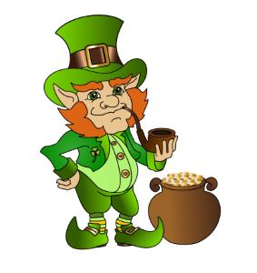 Karta pracy: St. Patrick's Day – Dzień Św. Patryka 2018 (język angielski, poziom B1+)